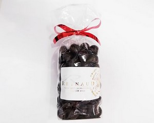 Hazelnuts Enrobed In Dark Chocolate 220g