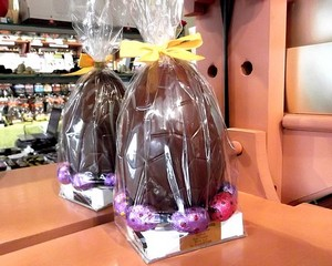 Milk Chocolate Easter Egg with Assorted Filled Eggs 290g